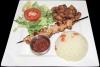 Brochette de poulet (1)